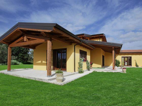 Casa in legno Rieti