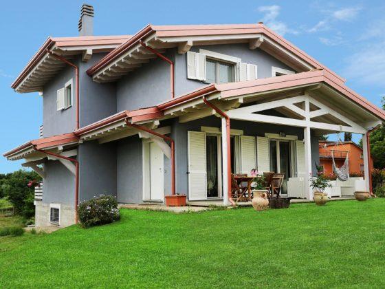 Casa in legno Vasanello